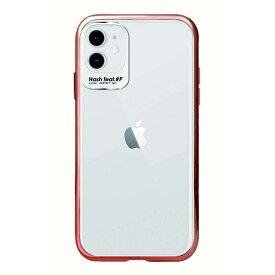 サムライワークス SAMURAI WORKS iPhone 11 Ultra Protect Case ピンクゴールド Hash feat.#F HF-CTIXIR-06PG