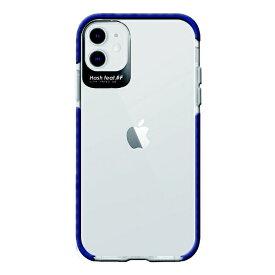 サムライワークス SAMURAI WORKS iPhone 11 Ultra Protect Case ネイビー Hash feat.#F HF-CTIXIR-07NY