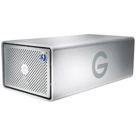 HGST エイチ・ジー・エス・ティー 0G10813-1 外付けHDD Thunderbolt+USB-C接続 G-RAID with Thunderbolt 3(Mac用) [36TB /据え置き型]