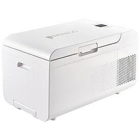 パラゴ PG20-001 冷凍冷蔵クーラーボックス[20L/コンプレッサー式] ホワイト