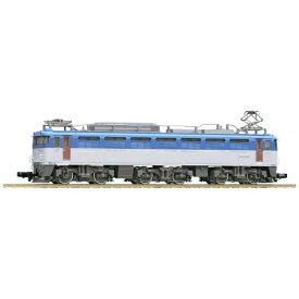 TOMIX トミックス 【Nゲージ】7144 JR EF81-500形電気機関車