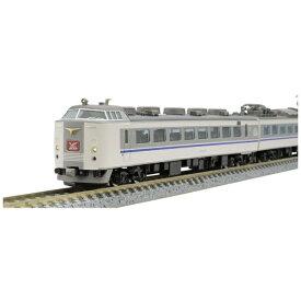 TOMIX トミックス 【Nゲージ】98407 JR 485系特急電車(はくたか)基本セット(4両)