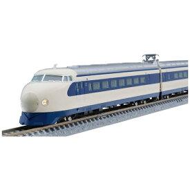TOMIX トミックス 【Nゲージ】98731 国鉄 0系東海道・山陽新幹線(大窓初期型・こだま)基本セット(8両)
