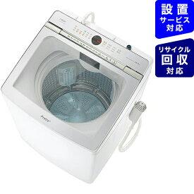 AQUA アクア 全自動洗濯機 Prette(プレッテ) ホワイト AQW-GVX120J-W [洗濯12.0kg /乾燥機能無 /上開き]