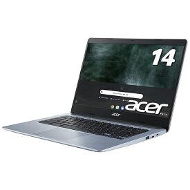 ACER エイサー CB314-1H-A14N ノートパソコン Chromebook (クロームブック) 314 デューシルバー [14.0型 /intel Celeron /eMMC:32GB /メモリ:4GB /2020年9月モデル]