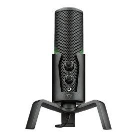 トラスト TRUST 23465 PCマイク GXT 258 Fyru USB 4-in-1 Streaming Microphone [USB]