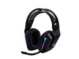 ロジクール Logicool G733-BK ゲーミングヘッドセット G733 ブラック [USB /両耳 /ヘッドバンドタイプ]