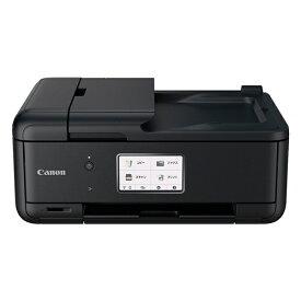 キヤノン CANON TR8630 A4カラーインクジェット複合機 ビジネスプリンター [カード/名刺〜A4][ハガキ 年賀状 印刷 プリンター 5色]