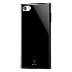 レイアウト rayout iPod touch 7th/6th/5th(2014/2012) 耐衝撃ハイブリッドケース KAKU ブラック RS-T8K3TB/B