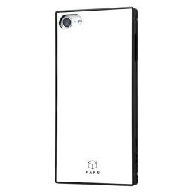 レイアウト rayout iPod touch 7th/6th/5th(2014/2012) 耐衝撃ハイブリッドケース KAKU ホワイト RS-T8K3TB/W