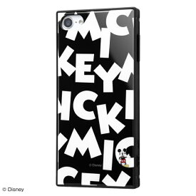 レイアウト rayout iPod touch 7th/6th/5th(2014/2012) 耐衝撃ハイブリッドケース KAKU ミッキーマウス RS-DT8K3TB/MK007