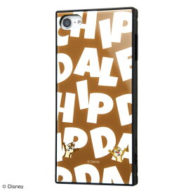 レイアウト rayout iPod touch 7th/6th/5th(2014/2012) 耐衝撃ハイブリッドケース KAKU チップ&デール RS-DT8K3TB/CD002
