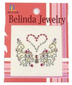Belinda ジュエル ステッカー No.908 Belinda No.908