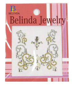 Belinda ジュエル ステッカー No.909 Belinda No.909
