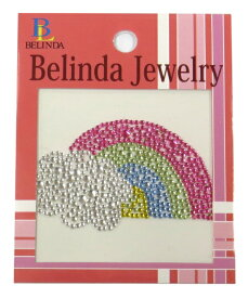Belinda ジュエル ステッカー No.1502 Belinda No.1502