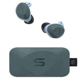 SOUL ソウル フルワイヤレスイヤホン S-FIT グリーン SL-2046 [リモコン・マイク対応 /ワイヤレス(左右分離) /Bluetooth]