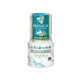 アース製薬 Earth お部屋のスッキーリ! Sukki-ri! プレミアム ソープ&ミュゲの香り 400ml