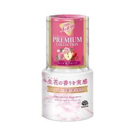 アース製薬 Earth お部屋のスッキーリ! Sukki-ri! プレミアム ローズ&フルーツの香り 400ml