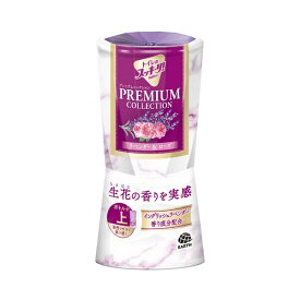アース製薬 Earth トイレのスッキーリ! Sukki-ri! プレミアム ラベンダー&ローズの香り 400ml