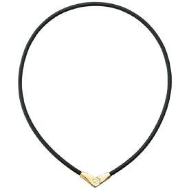 コラントッテ Colantotte 磁気ネックレス コラントッテ ネックレス ALT オルト(Lサイズ:51cm/ブラック×ゴールド) ABARA52