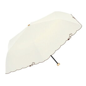ウォーターフロント Embro Heart Parasol ウォーターフロント ホワイト EHP-3F50-SH-WH