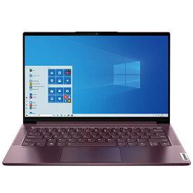 レノボジャパン Lenovo 82A2007YJP ノートパソコン Yoga Slim 750 オーキッド [14.0型 /AMD Ryzen 5 /SSD:512GB /メモリ:8GB /2020年9月モデル]