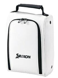 ダンロップ スリクソン DUNLOP SRIXON シューズケース GGA-S164 ホワイト
