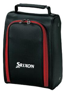 ダンロップ スリクソン DUNLOP SRIXON シューズケース SRIXON スリクソン(L24×H34×W14cm/ブラック)GGA-S164
