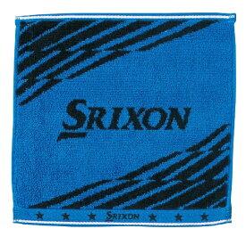 ダンロップ スリクソン DUNLOP SRIXON ハンドタオル GGF-05182 ブルー
