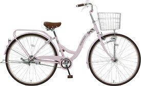 タマコシ Tamakoshi 26型 自転車 マハロ 26HD(ピンク/シングルシフト)【組立商品につき返品不可】 【代金引換配送不可】