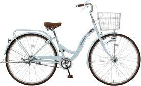 タマコシ Tamakoshi 自転車 マハロ26HD マハロ ブルー [26インチ /変速なし /26インチ]【組立商品につき返品不可】 【代金引換配送不可】