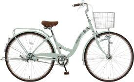 タマコシ Tamakoshi 26型 自転車 マハロ 26HD(グリーン/シングルシフト)【組立商品につき返品不可】 【代金引換配送不可】