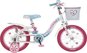 タマコシ Tamakoshi 16型 幼児用自転車 ハードキャンディキッズ16(ブルー/シングルシフト)【組立商品につき返品不可】 【代金引換配送不可】