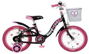 タマコシ Tamakoshi 16型 幼児用自転車 ハードキャンディキッズ16(ブラック/シングルシフト)【組立商品につき返品不可】 【代金引換配送不可】