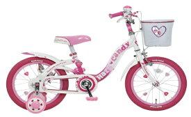 タマコシ Tamakoshi 18型 幼児用自転車 ハードキャンディキッズ18(ピンク/シングルシフト)【組立商品につき返品不可】 【代金引換配送不可】