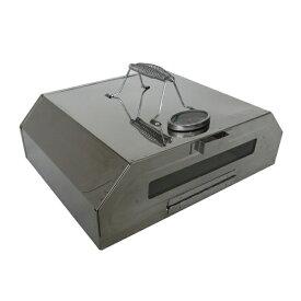 尾上製作所 ONOE プラスONE コンパクトピザオーブン(W375×D290mm×H130mm) ON-1781