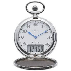 タニタ TANITA 懐中時計型歩数計 FB743SV