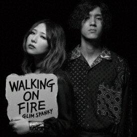 ユニバーサルミュージック GLIM SPANKY/ Walking On Fire 通常盤【CD】