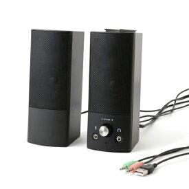 タイムリー TIMELY TM-SBAR30UBK PCスピーカー ブラック [USB電源 /2.0ch]