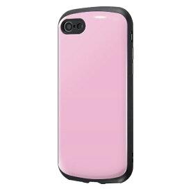 レイアウト rayout iPhone SE(第2世代)/8/7 耐衝撃ケース ProCa RT-P24AC3/PP ピンク