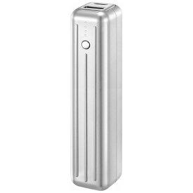 ZENDURE ゼンデュア ZENDURE SuperMini 5K モバイルバッテリー シルバー ZDSM5PD-S [5000mAh /USB Power Delivery対応 /2ポート /充電タイプ]