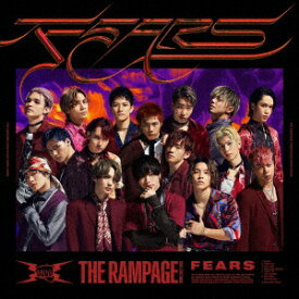 エイベックス・エンタテインメント Avex Entertainment THE RAMPAGE from EXILE TRIBE/ FEARS(DVD付)【CD】