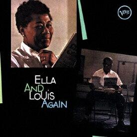ユニバーサルミュージック エラ・フィッツジェラルド/ エラ・アンド・ルイ・アゲイン 限定盤【CD】