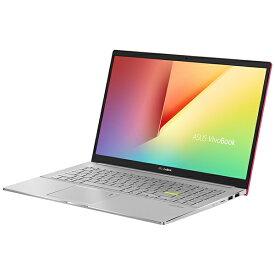 ASUS エイスース M533IA-BQ0PKT ノートパソコン VivoBook S15 M533IA リゾルトレッド [15.6型 /AMD Ryzen 7 /SSD:1TB /メモリ:16GB /2020年9月モデル]