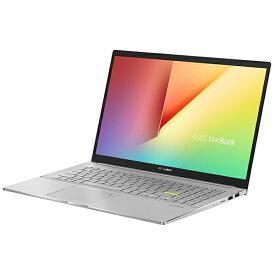 ASUS エイスース M533IA-BQ0DWT ノートパソコン VivoBook S15 M533IA ドリーミーホワイト [15.6型 /AMD Ryzen 7 /SSD:1TB /メモリ:16GB /2020年9月モデル]