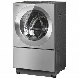 パナソニック Panasonic ドラム式洗濯乾燥機 Cuble(キューブル) プレミアムステンレス NA-VG2500R-X [洗濯10.0kg /乾燥5.0kg /ヒーター乾燥(排気タイプ) /右開き]