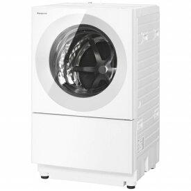 パナソニック Panasonic ドラム式洗濯乾燥機 Cuble(キューブル) マットホワイト NA-VG750L-W [洗濯7.0kg /乾燥3.5kg /ヒーター乾燥(排気タイプ) /左開き][ドラム式 洗濯機 7kg]