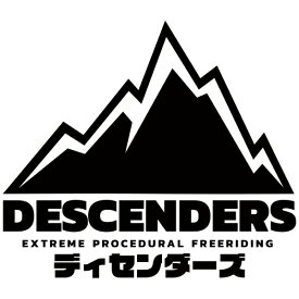 GSE Game Source Entertainment Descenders ディセンダーズ【PS4】