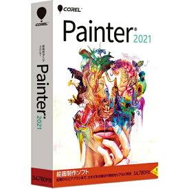 コーレルコーポレーション COREL Painter 2021 for Windows [Windows用]