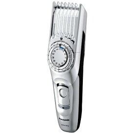 パナソニック Panasonic ER-GC74-S ヘアカッター シルバー調 [交流充電式 /国内・海外対応]